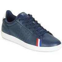 Schuhe Herren Sneaker Low Le Coq Sportif COURTSTAR SPORT Blau / Weiss