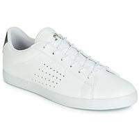 Schuhe Damen Sneaker Low Le Coq Sportif AGATE PREMIUM Weiss / Silbern