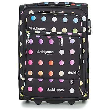 Taschen flexibler Koffer David Jones CASILO 41L Multicolor