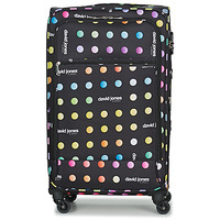 Taschen flexibler Koffer David Jones CASILO 106L Multicolor