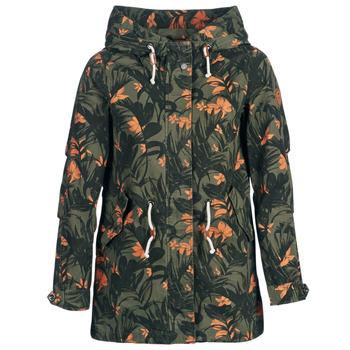 Kleidung Damen Parkas Only ONLNEW DEMI Kaki