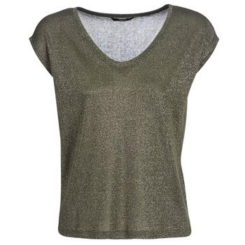 Kleidung Damen T-Shirts Only ONLSILVERY Kaki
