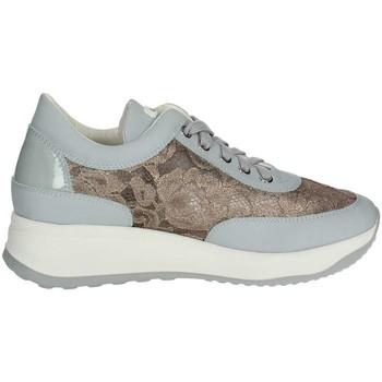 Agile By Ruco Line 1304 Grau - Schuhe Sneaker Low Damen 6113