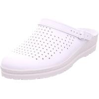 Schuhe Damen Pantoletten / Clogs Rohde - 1445 00 weiß