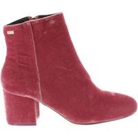 Schuhe Damen Low Boots MTNG 55548 Rosa