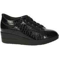 Schuhe Damen Sneaker Low Agile By Ruco Line 208-68 Schwarz