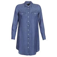 Kleidung Damen Kurze Kleider Yurban kOULIOTE Blau