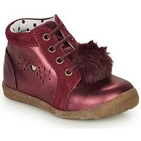 Schuhe Mädchen Boots Catimini CALISTA Bordeaux
