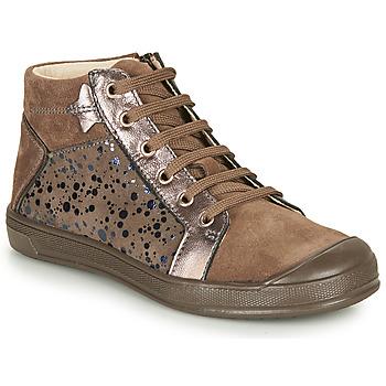 Schuhe Mädchen Sneaker High GBB ORENGETTE Maulwurf