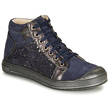 Schuhe Mädchen Sneaker High GBB ORENGETTE Blau