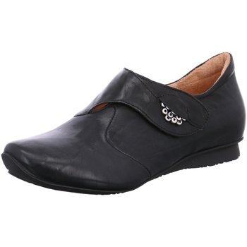 Schuhe Damen Derby-Schuhe Think Slipper 3-000270-0000 schwarz