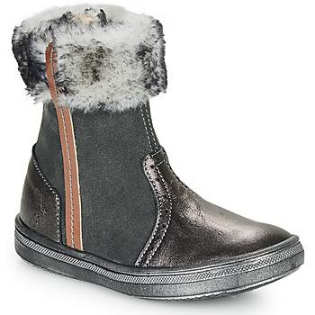 Schuhe Mädchen Boots GBB OZOE Grau