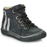 Schuhe Jungen Sneaker High GBB OSKOF Schwarz