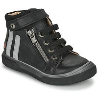 Schuhe Jungen Sneaker High GBB OMAHO Schwarz