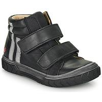 Schuhe Jungen Sneaker High GBB OZONE Schwarz