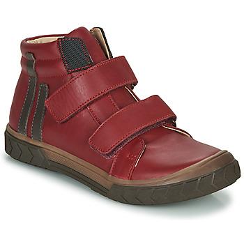 Schuhe Jungen Sneaker High GBB OZONE Rot