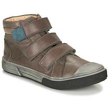 Schuhe Jungen Sneaker High GBB OSHIRO Grau