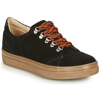 Schuhe Mädchen Sneaker Low GBB OMAZETTE Schwarz