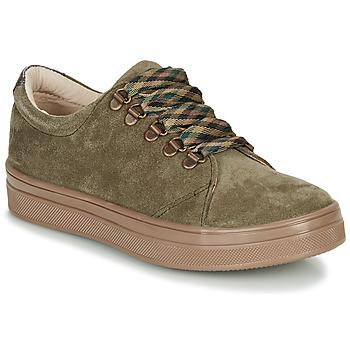 Schuhe Mädchen Sneaker Low GBB OMAZETTE Kaki