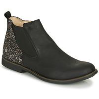 Schuhe Mädchen Boots GBB NAKOVO Schwarz
