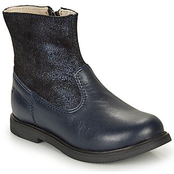 Schuhe Mädchen Boots GBB OSHINO Blau
