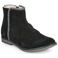 Schuhe Mädchen Boots GBB OJIMA Schwarz