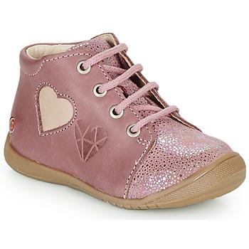 Schuhe Mädchen Sneaker High GBB OCALA Rose