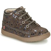 Schuhe Mädchen Sneaker High GBB NINON Maulwurf