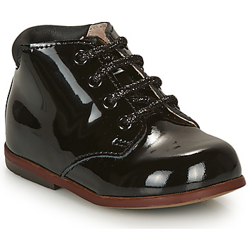 Schuhe Mädchen Boots GBB TACOMA Schwarz