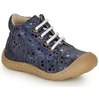 Schuhe Mädchen Sneaker High GBB VEDOFA Blau