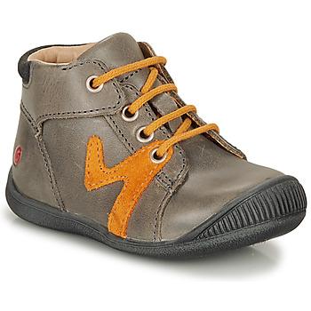 Schuhe Jungen Sneaker High GBB OVELO Schwarz
