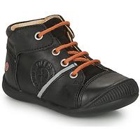 Schuhe Jungen Boots GBB OULOU Schwarz