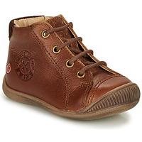 Schuhe Jungen Boots GBB NOE Braun