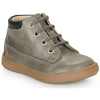 Schuhe Jungen Boots GBB NORMAN Schwarz