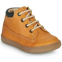 Schuhe Jungen Sneaker High GBB NORMAN Ocker