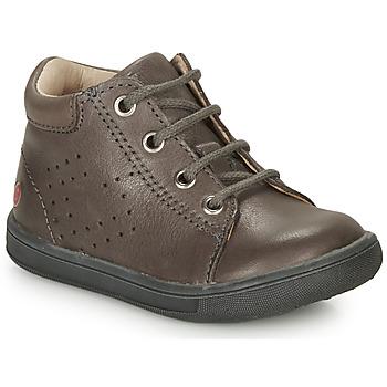 Schuhe Jungen Sneaker High GBB FOLLIO Grau