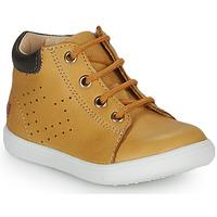 Schuhe Jungen Sneaker High GBB FOLLIO Ocker