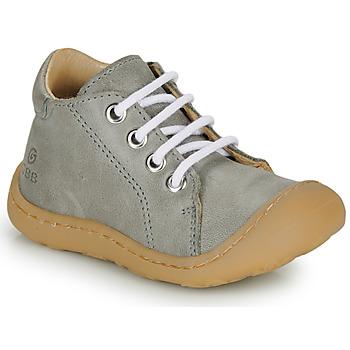 Schuhe Jungen Sneaker High GBB FREDDO Grau