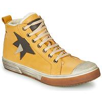 Schuhe Jungen Sneaker High GBB OCALIAN Gelb