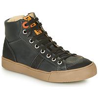 Schuhe Jungen Sneaker High GBB OSTRAVI Schwarz