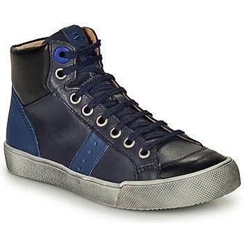 Schuhe Jungen Sneaker High GBB OSTRAVI Blau