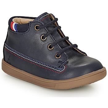 Schuhe Mädchen Boots GBB FRANCETTE Marine