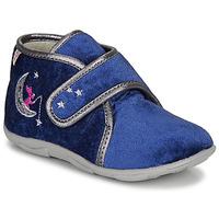 Schuhe Mädchen Hausschuhe GBB OCELINA Blau