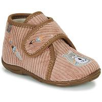 Schuhe Jungen Hausschuhe GBB OKANDI Braun