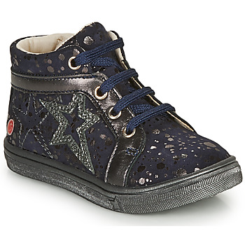 Schuhe Mädchen Sneaker High GBB NAVETTE Marine