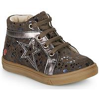 Schuhe Mädchen Sneaker High GBB NAVETTE Maulwurf