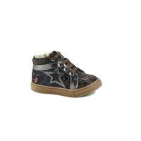 Schuhe Mädchen Sneaker High GBB NAVETTE Beige