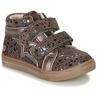 Schuhe Mädchen Sneaker High GBB OHANE Braun