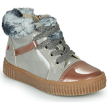 Schuhe Mädchen Sneaker High GBB ORBA Grau