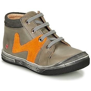 Schuhe Jungen Sneaker High GBB OLINOU Grau